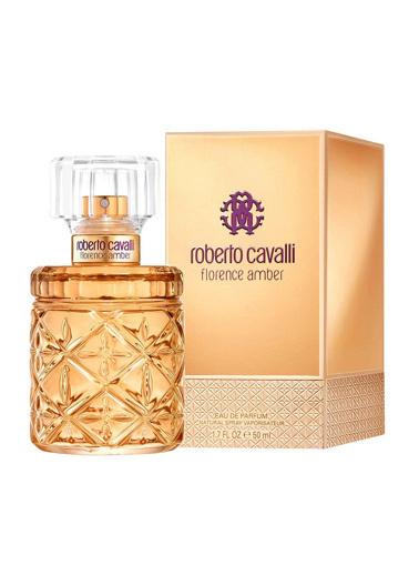 Roberto Cavalli Florence Amber EDP 50 ml Kadın Parfümü Renksiz